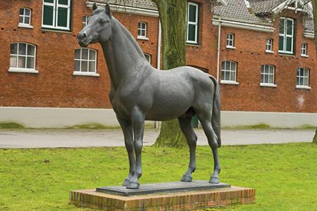Landgraf Statue