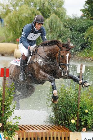 Willain Fox-Pitt and Ballincoola - The Irish eventers continue to star