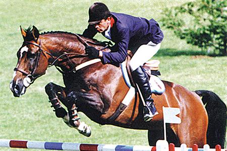 Xavier Leredde and Papillon Rouge