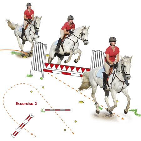 how to get your horse jumping higher