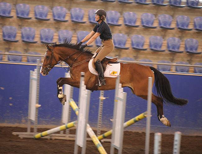 George Morris A Master Class with a Master Part 1 | The Horse Magazine
