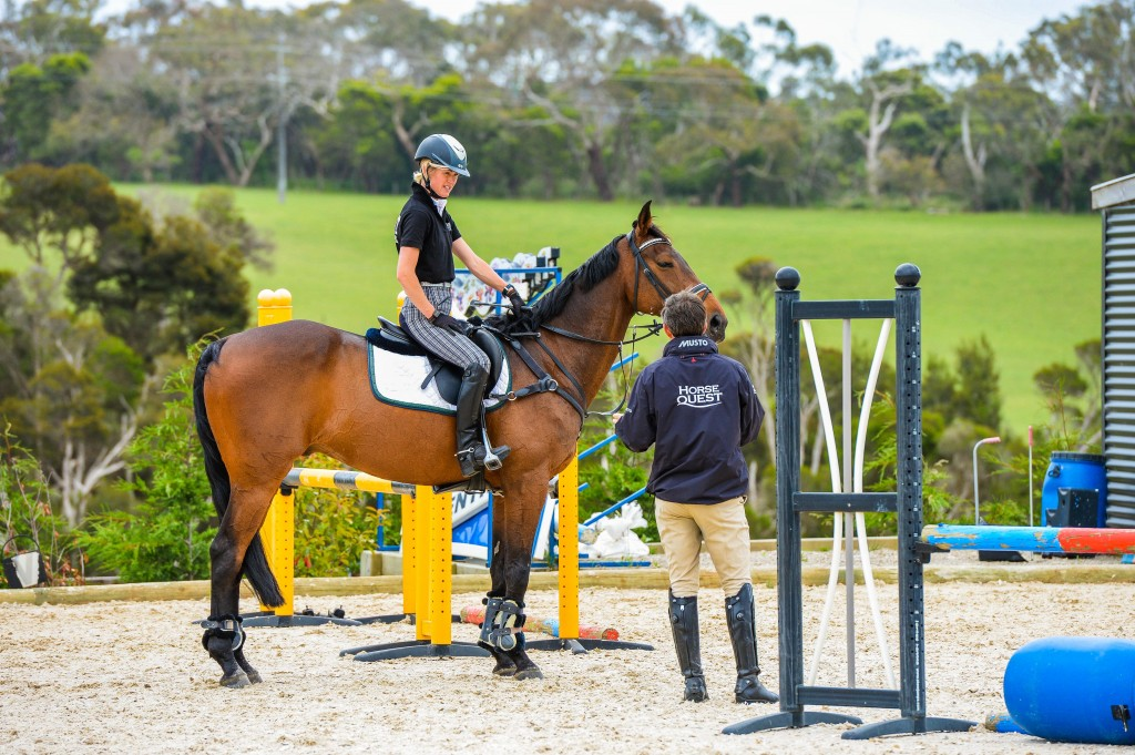 Sam Griffiths: Jumping for Eventers (Part One)