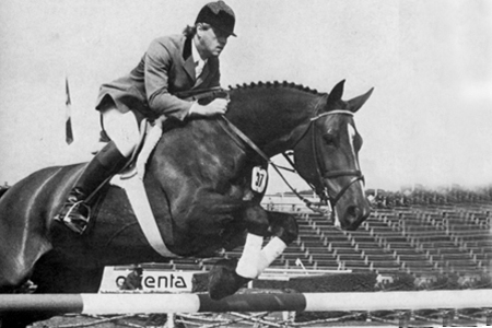A showjumping star by Furioso II - FBI with Thomas Frühmann