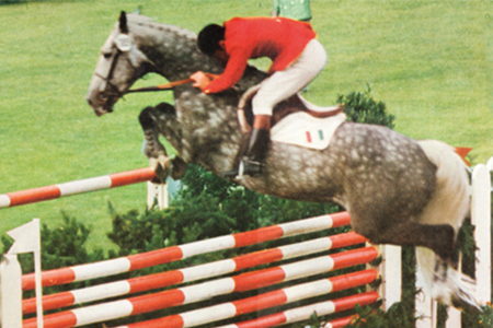 Ambassador - by Nordlys - Gold Medallist in 1972 with Graziano Mancinelli