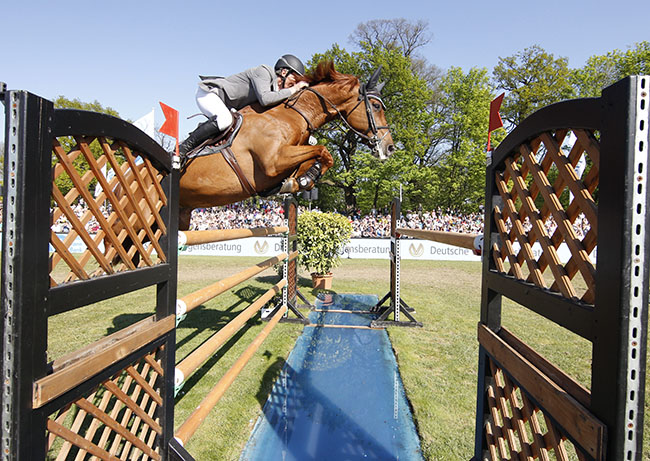 Ludger Beerbaum on Casello 2