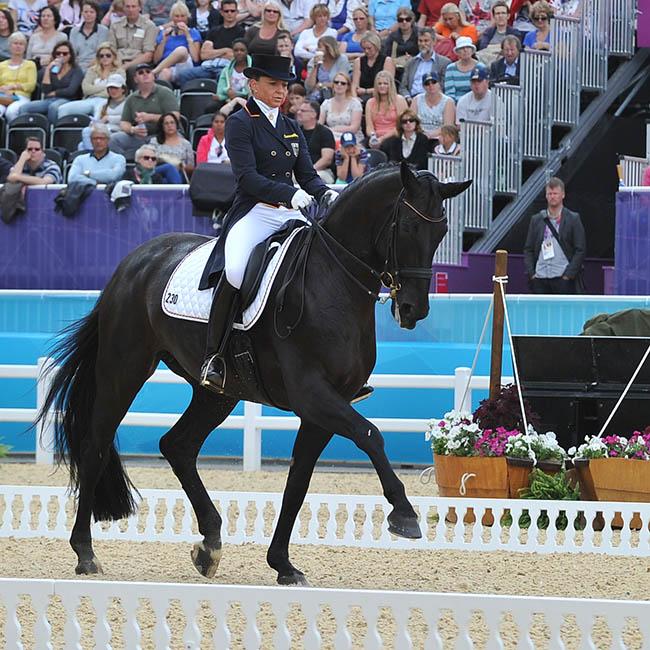 Schneider, Dorothee | The Horse Magazine