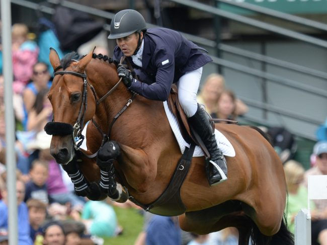 Kent Farrington and Gazelle by Spruce Meadows Media Services