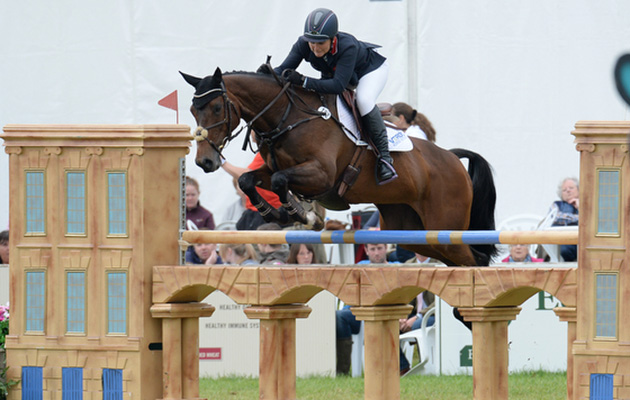 Equi-Trek Bramham International Horse Trials 11 06 2016