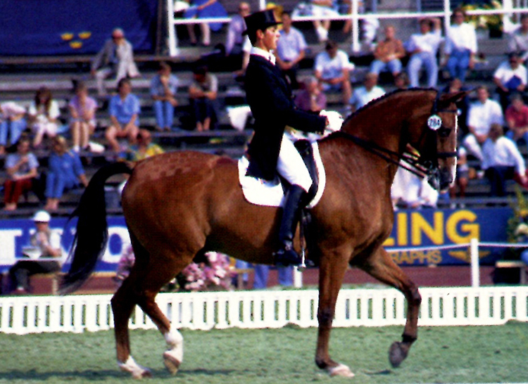 carl-and-rubelit-von-unkenruf-competing-at-stockholm-in-1990