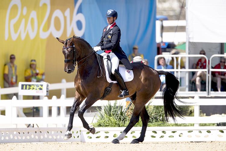 Hester Carl, GBR, Nip Tuck Olympic Games Rio 2016 © Hippo Foto - Dirk Caremans 15/08/16